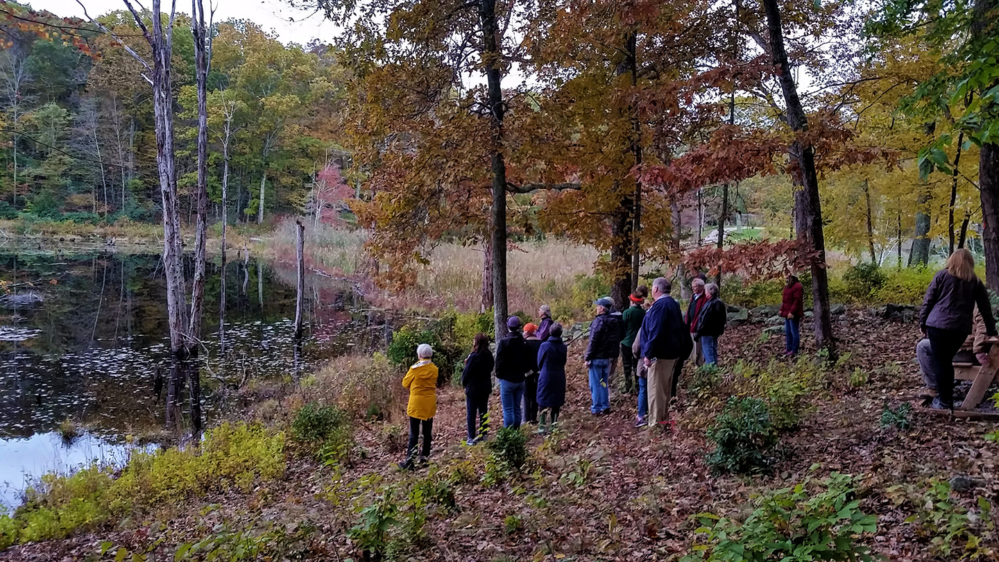 Lyme Land Trust Earns National Recognition